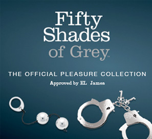 50 shades of grey adult toy collection