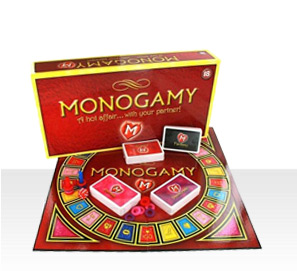 Monogamy Adult Board Game